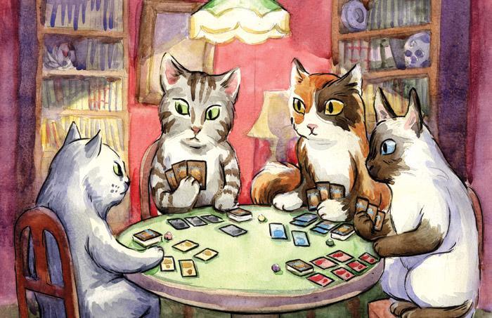 撲克牌裡每張牌的英文說法